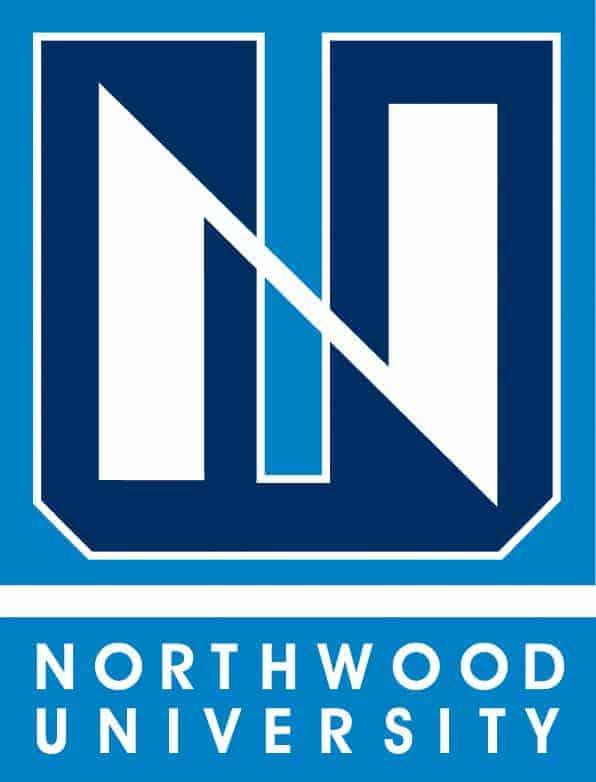 university college northwood university michigan campus logo 130063