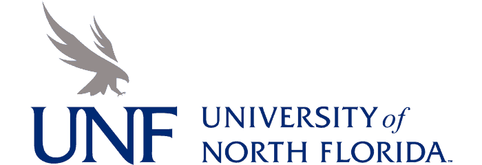 university of north florida logo 9322
