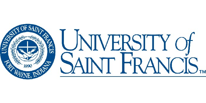 university of saint francis logo 8414