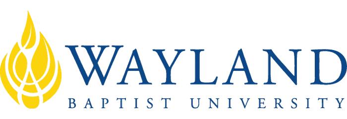 wayland baptist university logo 9596