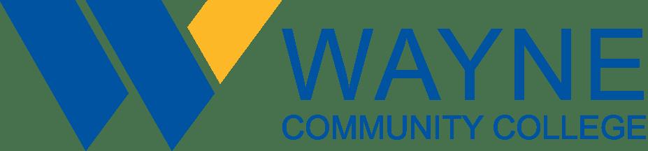 wayne community college logo 9597