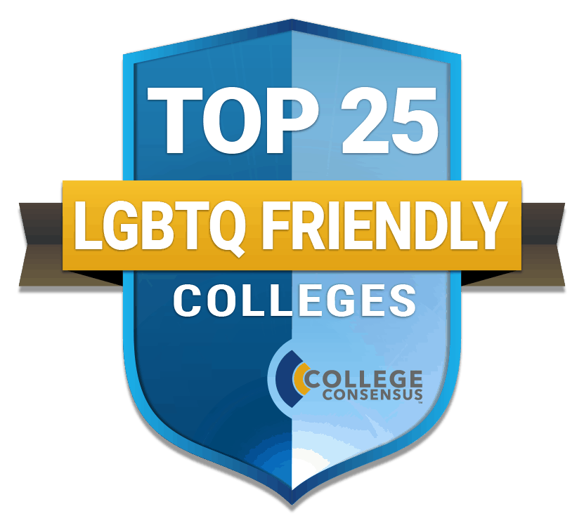 25 LGBTQ FRIENDLY COLLEGES 1