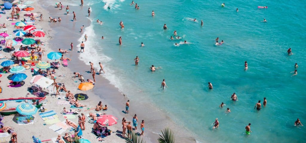 beach coast island mexico