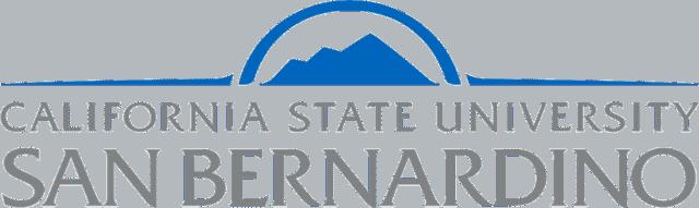 California State University San Bernardino logo wiki