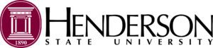 Henderson State University logo from website
