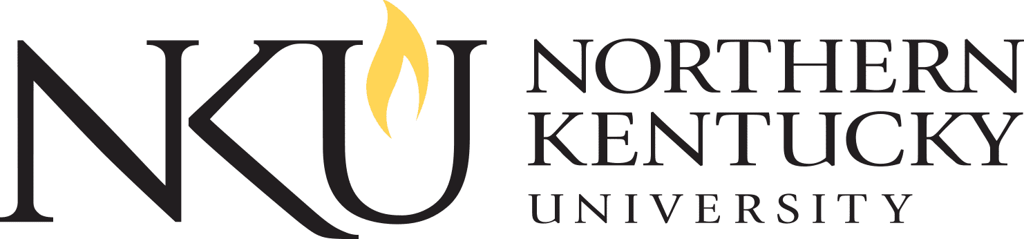 Northern Kentucky University logo from website