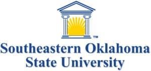 Southeastern Oklahoma State University logo from website