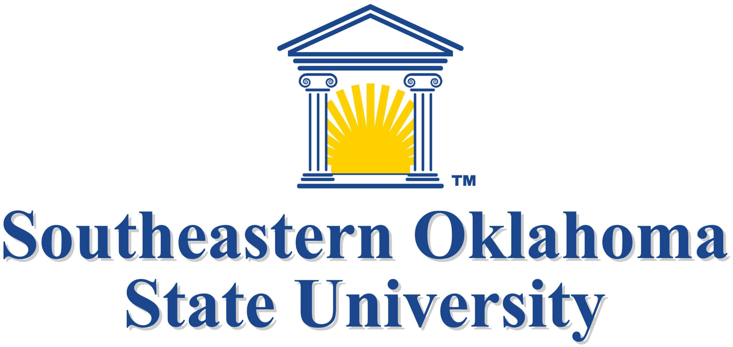 Southeastern Oklahoma State University logo from website