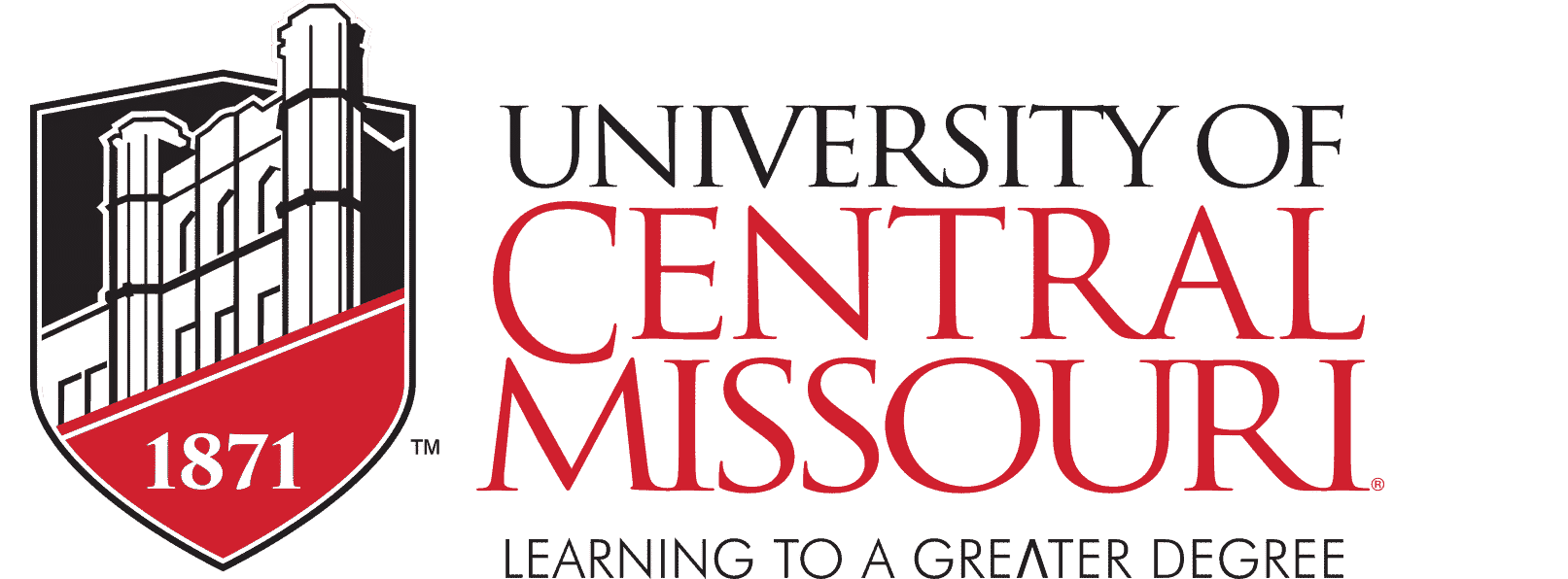 University of Central Missouri logo from website