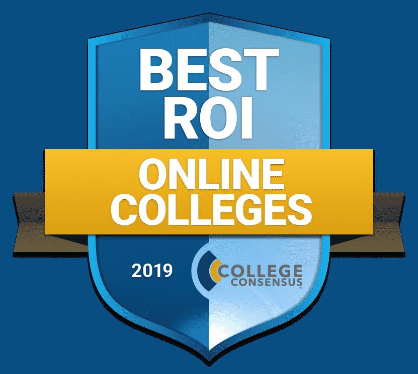 Best ROI Online Colleges 2019