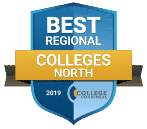 Best Regional Colleges North 2019