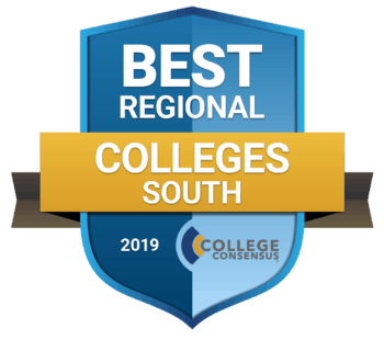 Best Regional Colleges South 2019