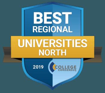 Best Regional Universities North 2019