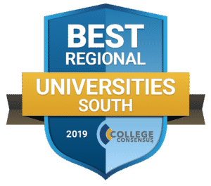 Best Regional Universities South 2019