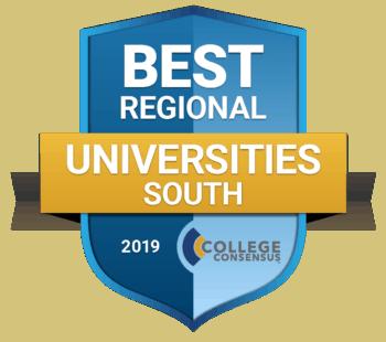 Best Regional Universities South 2019