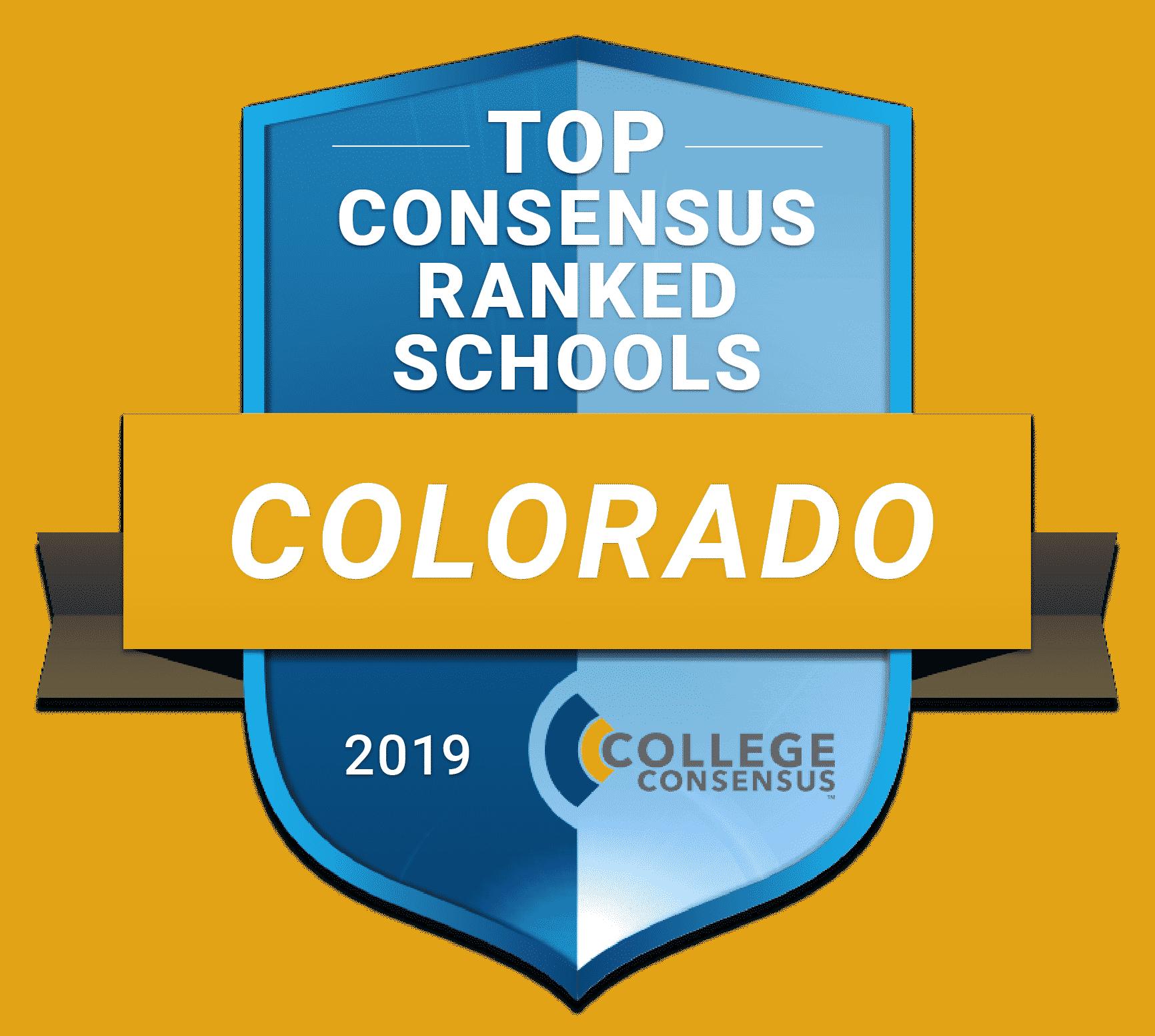 Consensus Ranked Colorado 2019