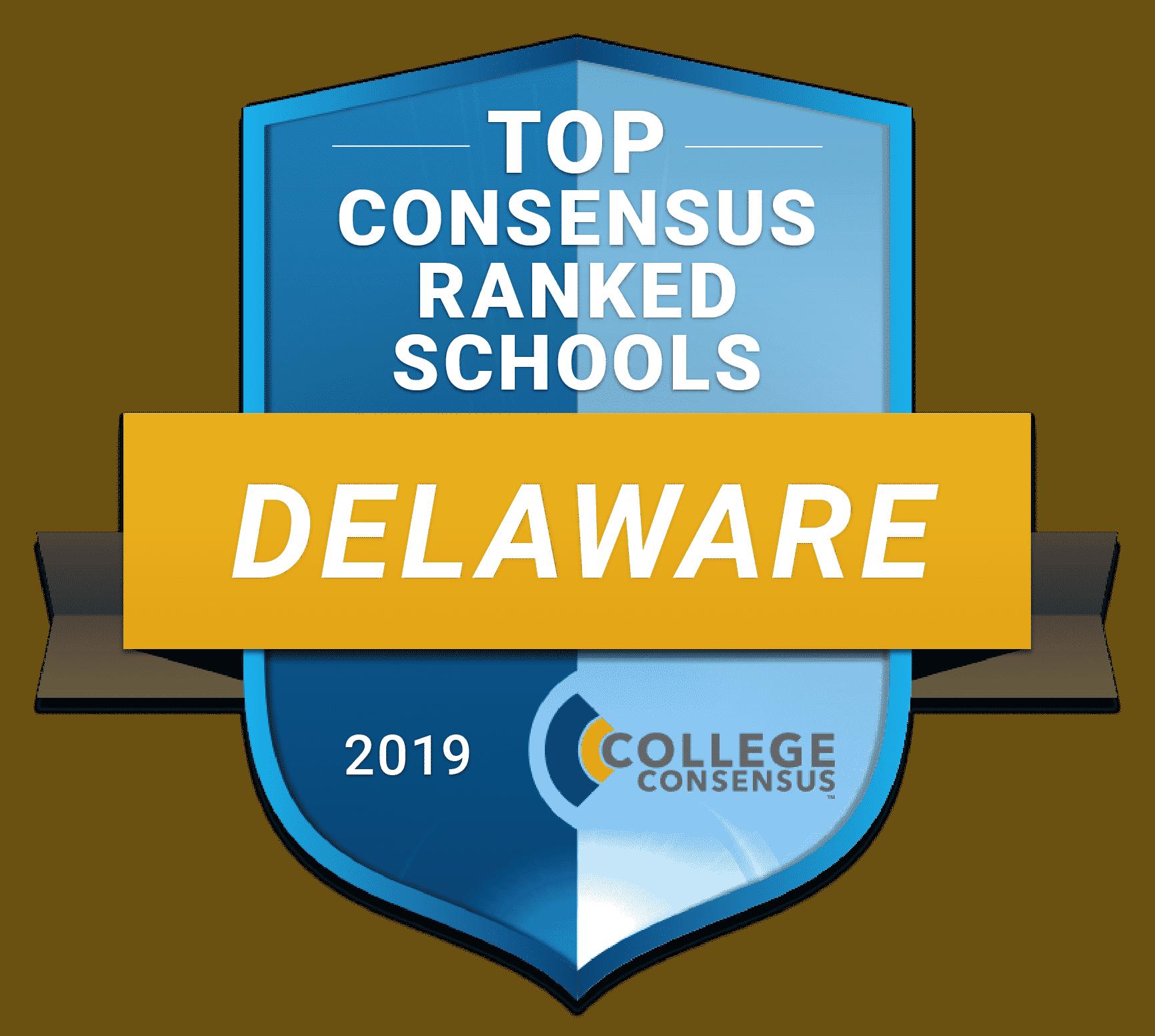 Consensus Ranked Delaware 2019