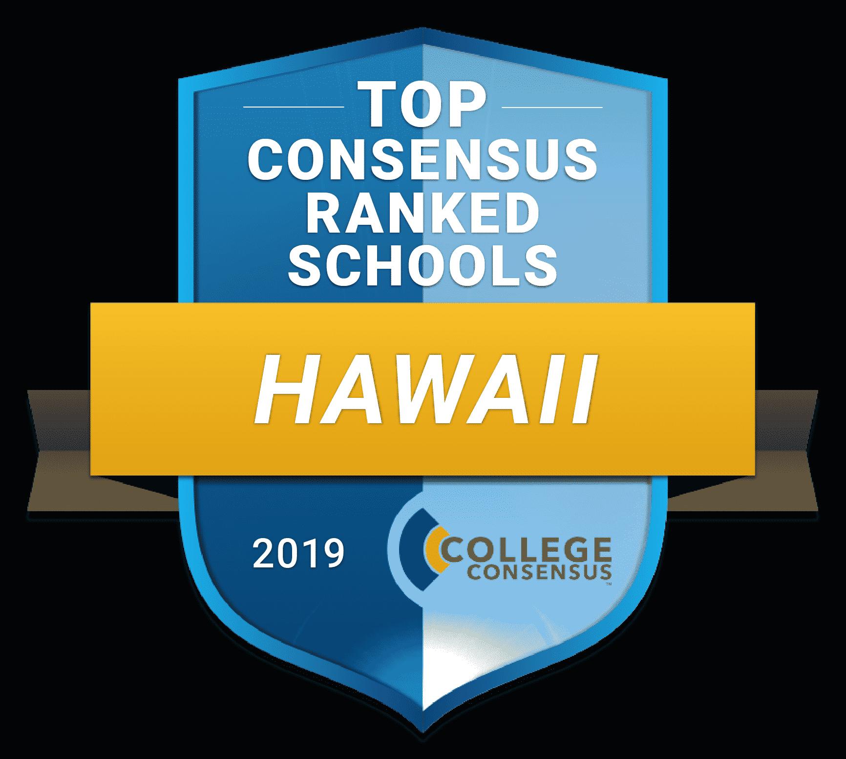 Consensus Ranked Hawaii 2019