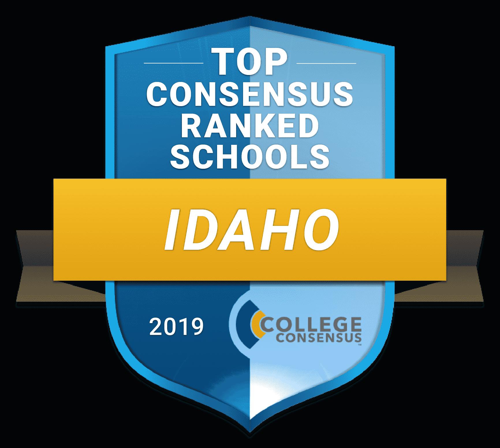 Consensus Ranked Idaho 2019