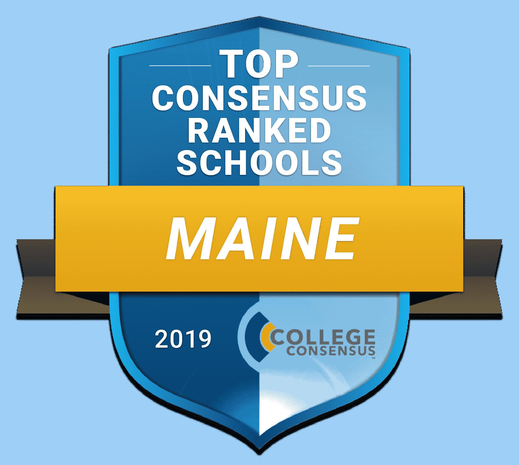 Consensus Ranked Maine 2019