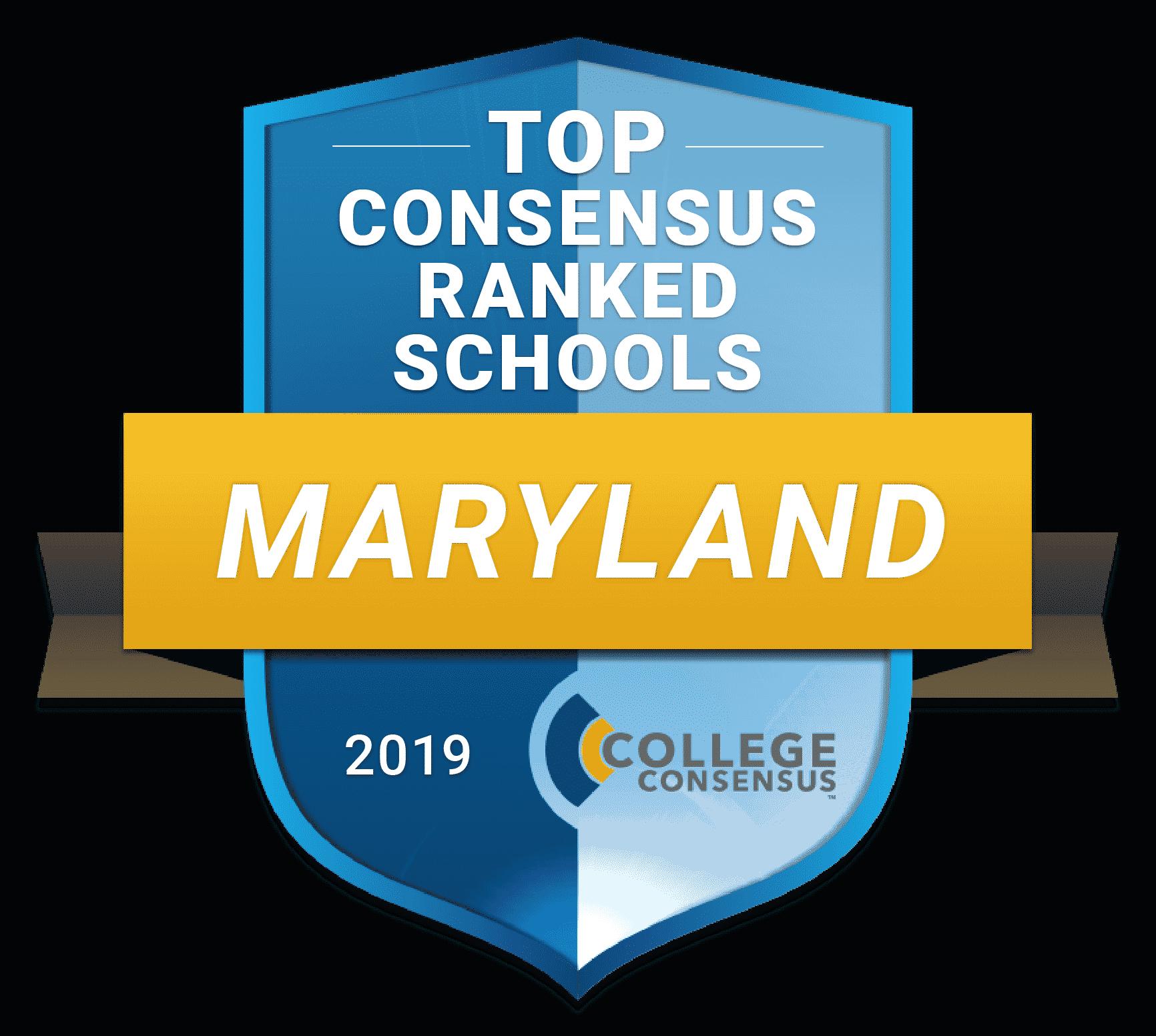 Consensus Ranked Maryland 2019