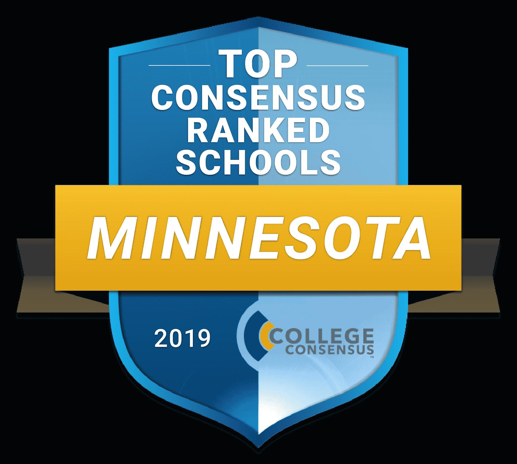 Consensus Ranked Minnesota 2019