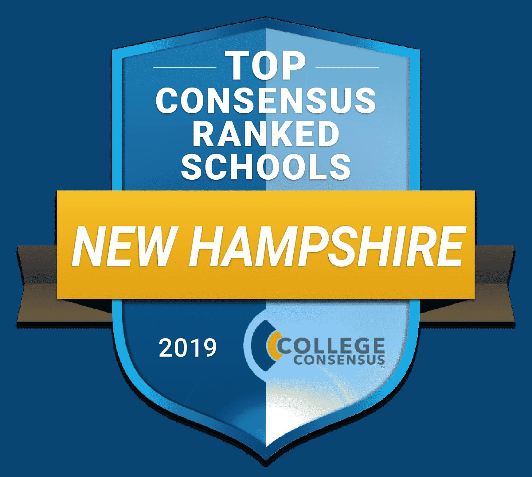Consensus Ranked NH 2019