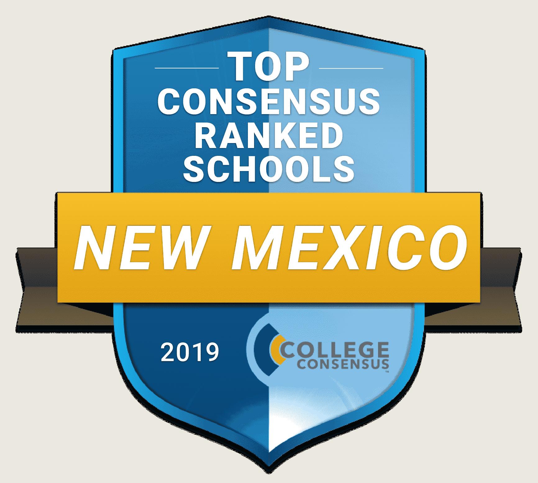 Consensus Ranked NM 2019