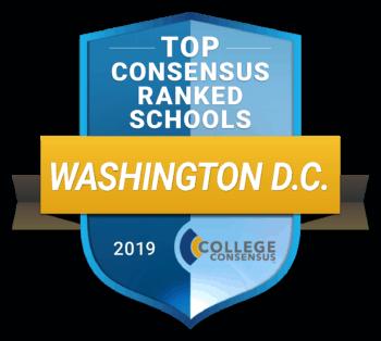 Consensus Ranked washington dc 2019