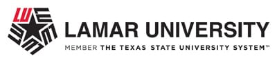 Lamar University logo from website