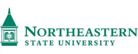 Northeastern State University logo from website e1556306880778