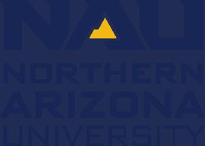 Northern Arizona University logo from website