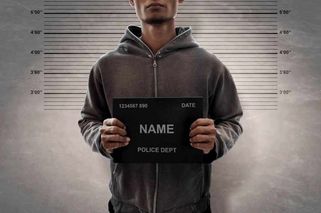 mugshot felon criminal record background check college career