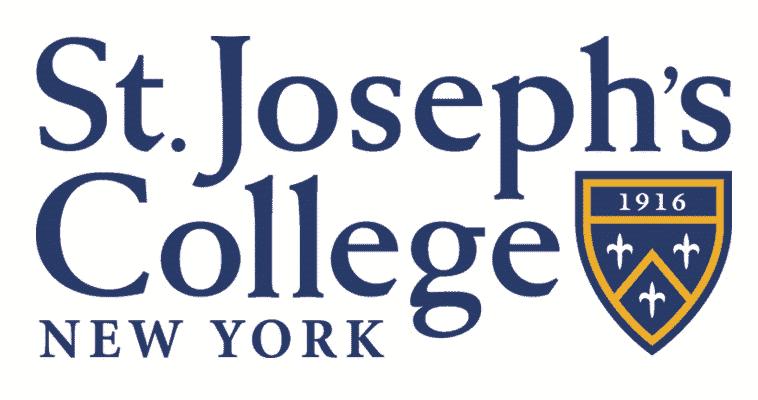 St. Josephs College New York logo from website