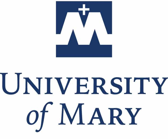 University of Mary logo from website