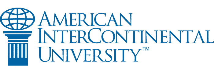 American InterContinental University logo from website