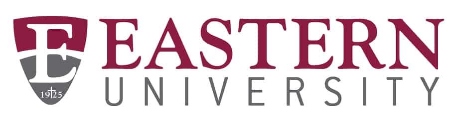 Eastern University logo from website