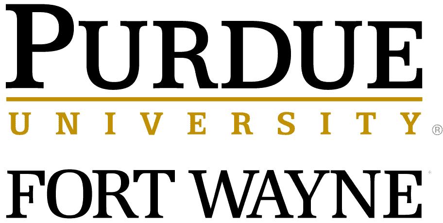 Purdue University Fort Wayne logo from website