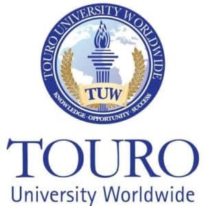 Touro University Worldwide logo from website