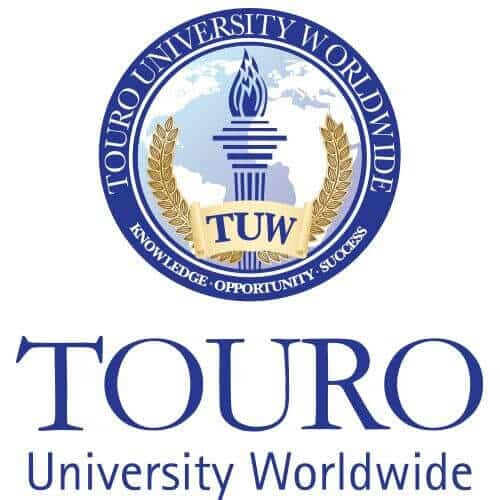 Touro University Worldwide logo from website