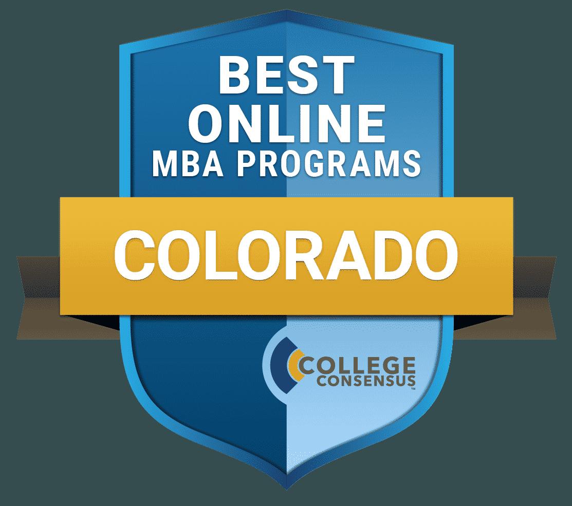 College Consensus Best Online MBA Programs in Colorado