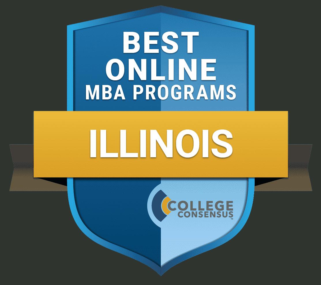 College Consensus Best Online MBA Programs in Illinois