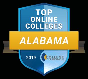 Consensus Ranked STATES top online Alabama