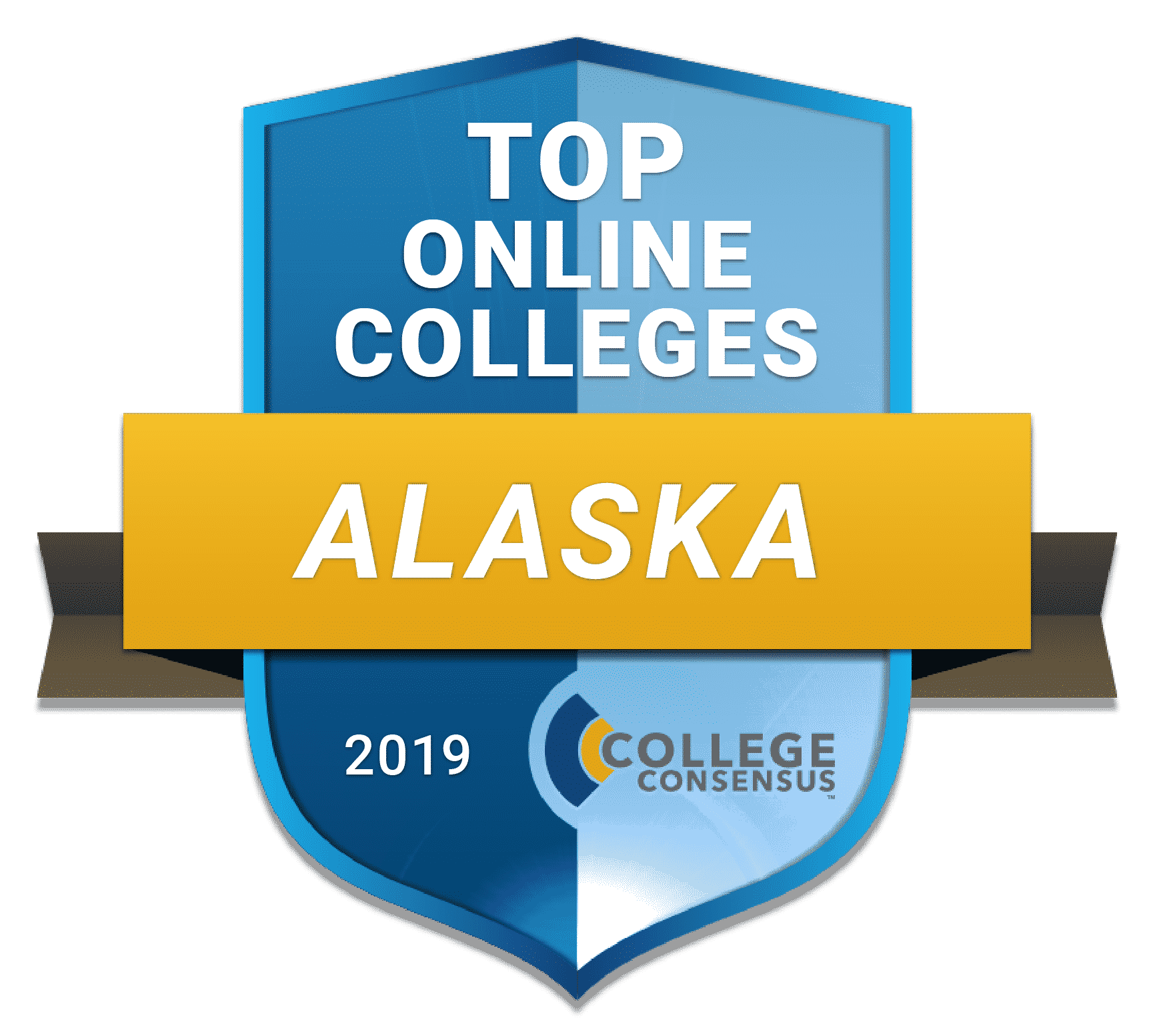 Consensus Ranked STATES top online Alaska