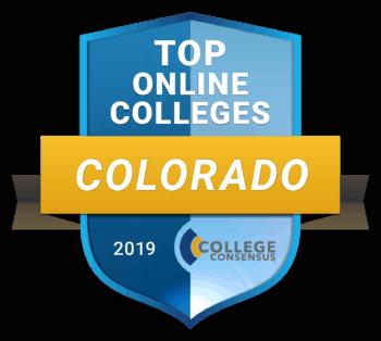 Consensus Ranked STATES top online colorado