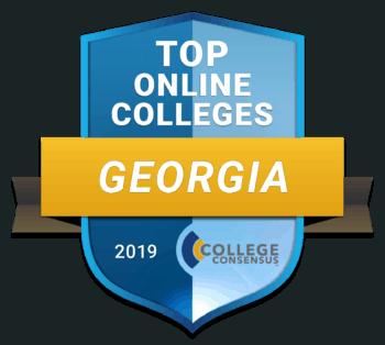 Consensus Ranked STATES top online georgia
