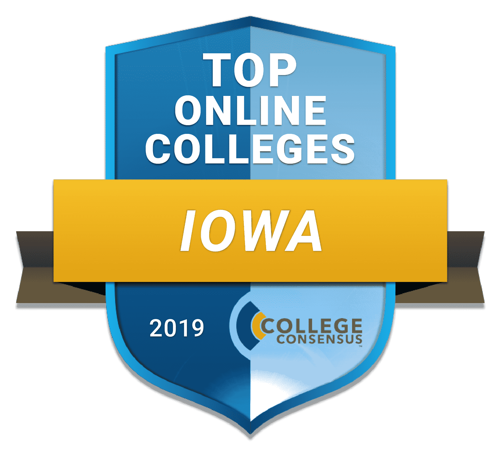 Consensus Ranked STATES top online iowa