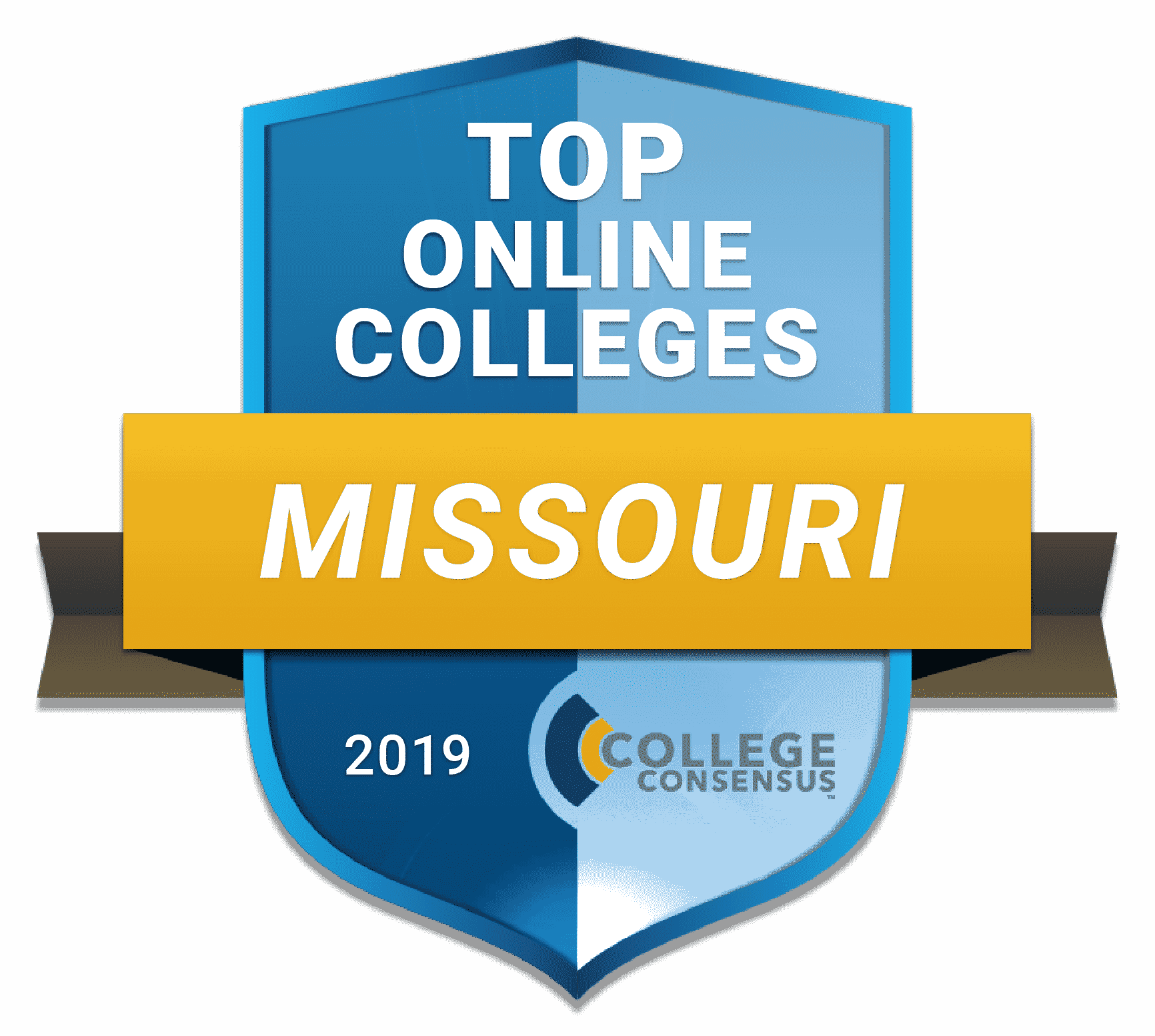 Consensus Ranked STATES top online missouri