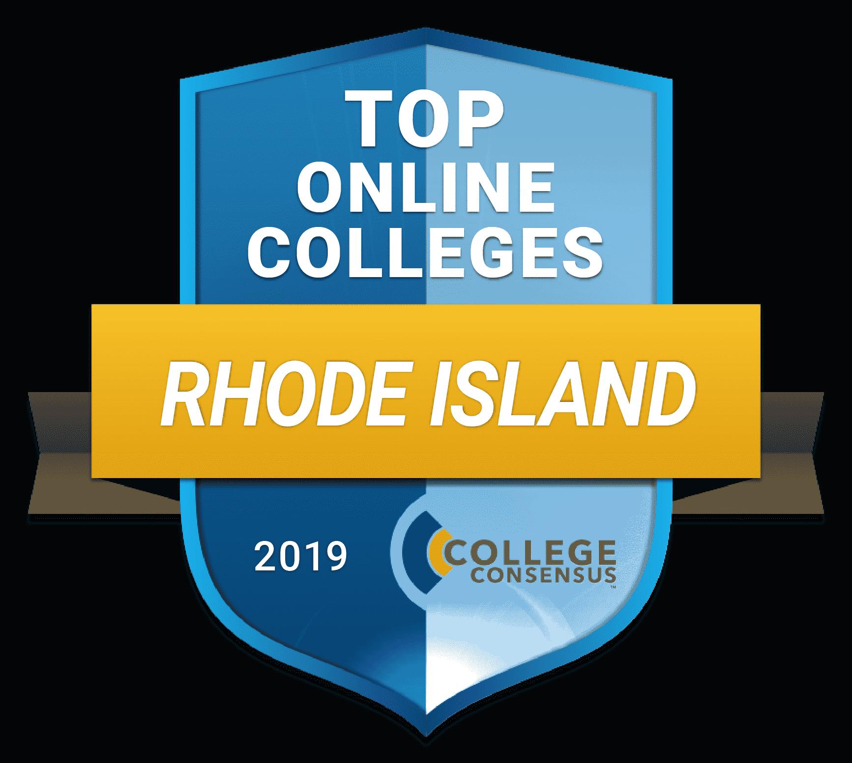 Consensus Ranked STATES top online rhode island