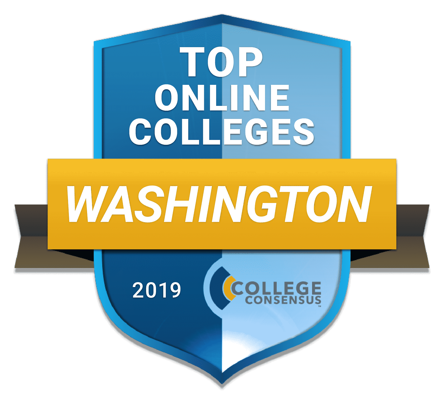 Consensus Ranked STATES top online washington